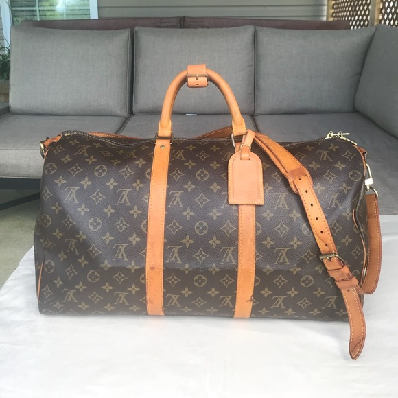 Louis Vuitton Handbags - Louis Vuitton Keepall 50 Monogram f47771fafdfe5
